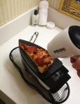 aquecer pizza